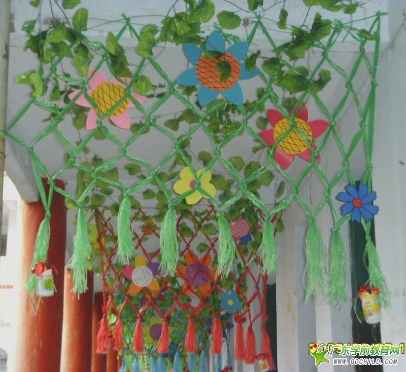 幼儿园主题墙饰