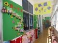 小太阳幼儿园楼道环境布置欣赏 (7)
