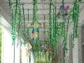 幼儿园柳枝环境布置 (2)