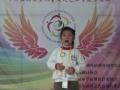 2013东莞市幼儿英语大赛郑丁宁参赛节目 (225播放)